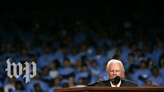 From crusades to the Oval Office: Billy Graham's influence in America - WASHINGTONPOST