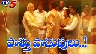 TDP & BJP Secret Talks On Alliance - TV5NEWSCHANNEL