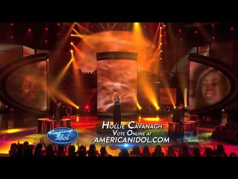 Hollie Cavanagh: Rolling In The Deep - Top 7 Redux - AMERICAN IDOL SEASON 11