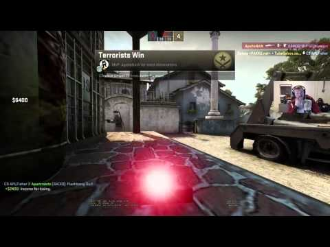 Best Game of CS:GO Ever - OT 1 and 2