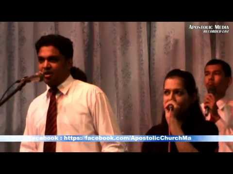 Sermon - Pastor Nihal Wickramaratne - Sunday Service 12th August 2012 - Apostolic Church