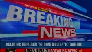 National Herald Case: Supreme Court to re-examine appeal by Sonia, Rahul Gandhi's plea - NEWSXLIVE