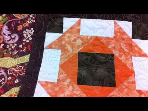 APQS Tutorial - What is edge-to-edge quilting?
