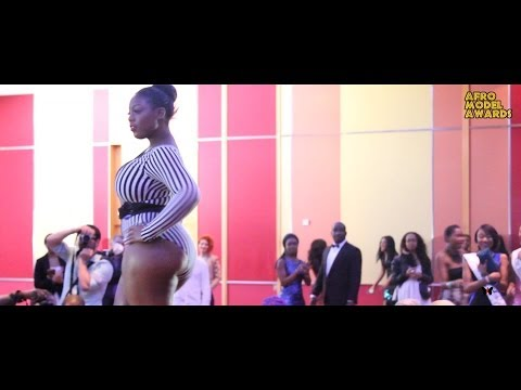 Butterflymodels - Highlights of the Afro Model Awards 2013