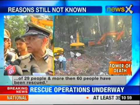 Thane building collapse: 35 dead, over 40 injured