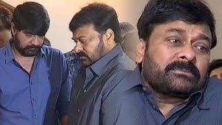 Chiranjeevi Pay Homage to Srikanth Father | Chiranjeevi Emotional About Srikanth Father | TFPC - TFPC