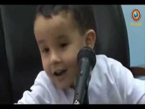 Budak Ajaib 3 Tahun Hafal Al-Quran - Akademi Al-Jazari