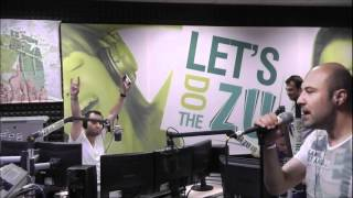 Bere Gratis - Vino mai aproape (Live la Radio ZU)