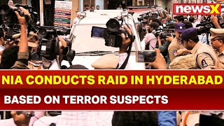 NIA Conducting Raids in Cyberabad, Hyderabad; Searches under Mailardevpally PS - NEWSXLIVE
