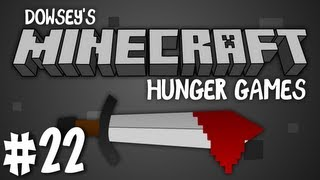 Dowsey's Minecraft Hunger Games :: #22 :: HACKERz!