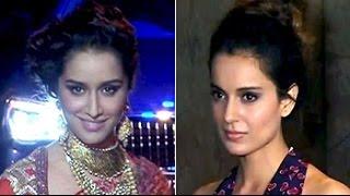Shraddha Kapoor finds inspiration in Kangana Ranaut - NDTV