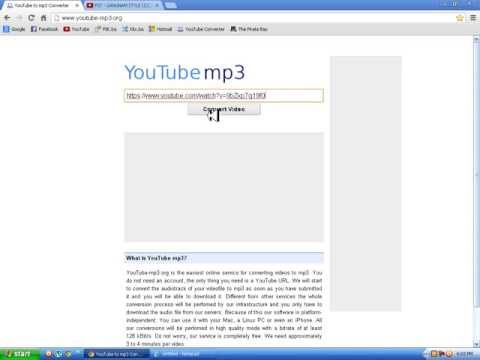 How to download song from YouTube ( Kako skinuti pjesmu sa YouTube-a )