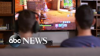 'Gaming disorder' now designated as mental health condition - ABCNEWS