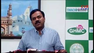 GHMC Commissioner Dhana Kishore On Ganesh Immersion Arrangements | CVR News - CVRNEWSOFFICIAL