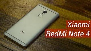 Xiaomi RedMi Note 4: вызывающий уважение. Распаковка и краткий обзор Xiaomi RedMi Note 4