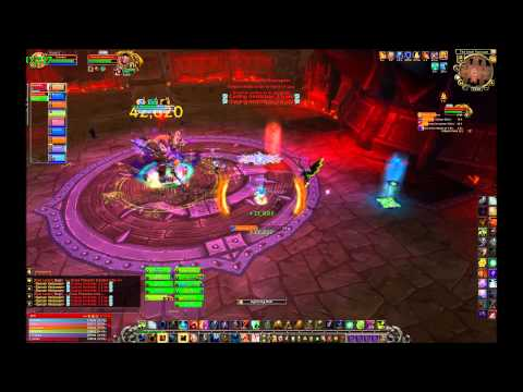 Katla vs. Garrosh Hellscream (Elemental Shaman PoV)