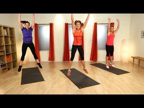 Tabata Fat Blasting Workout | Interval Training | Class FitSugar