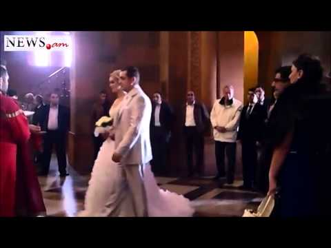 Armenian parliament member wedding - Mar 15, 2014
