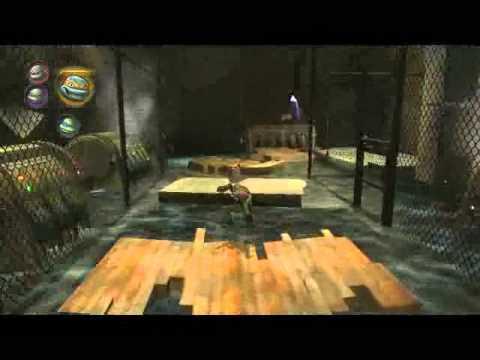 TMNT - Wojownicze Żółwie Ninja - Poziom 07 [Gra w stopy]