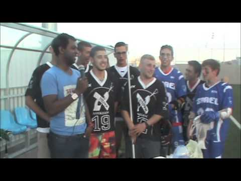 Israel Lacrosse 2014 Youth Development Activities