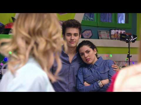 Disney Channel España | Videoclip Violetta - Supercreativa Episodio 217
