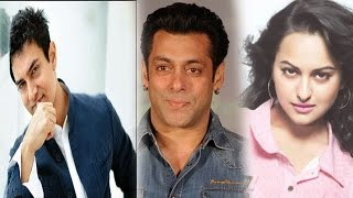 Aamir Khan targets Salman Khan, Arjun Kapoor and Sonakshi Sinha not invited to Arpita Khan's wedding