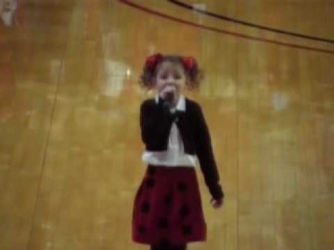 National Anthem (Texas Tech) - Avery Winter (2009)