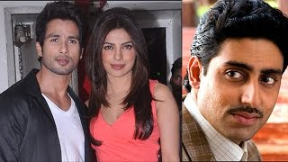 Bollywood News in 1 minute - 01/09/2014 - Priyanka Chopra, Shahid Kapur, Abhishek Bachchan
