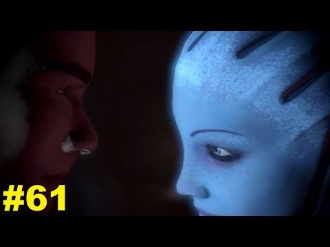 I Play Mass Effect: Part 61 - Liara's Deflowering