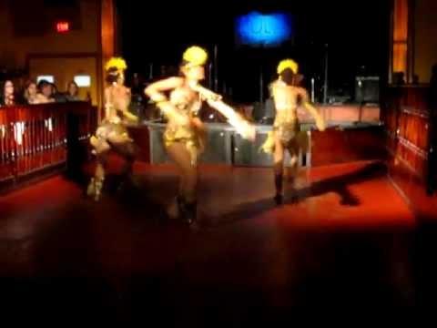 Afro Cuban Orishas dance - AfroLatino Dance Company