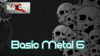 Royalty Free Rock Metal:Basic Metal 6