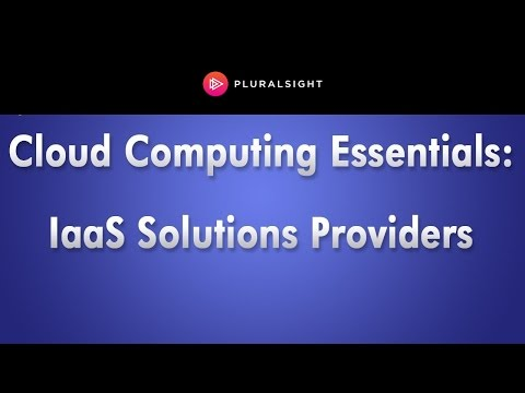 4 Key Providers of IaaS Solutions