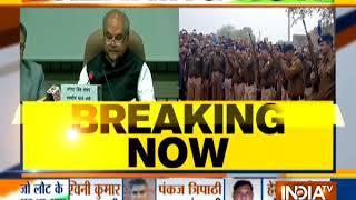 Narendra Singh Tomar Addresses Media After All-Party Meet In Delhi - INDIATV