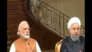 In Graphics: Iranian PM Hassan Rouhani to meet Narendra Modi - ABPNEWSTV