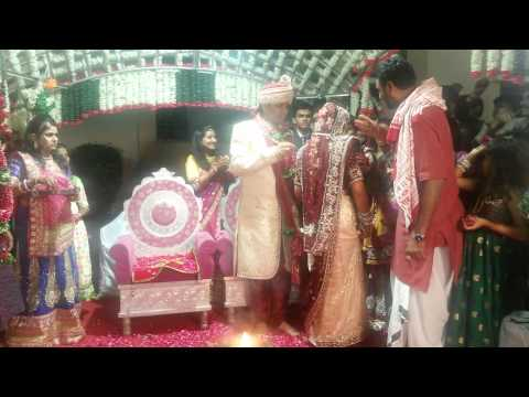 Vivek wedding mangal phera