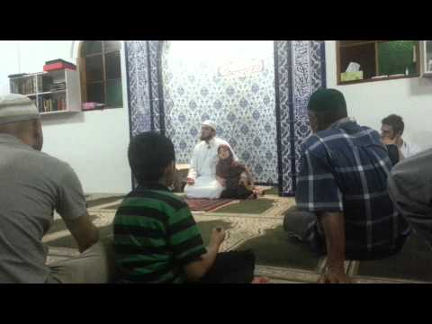 Story of UMAR BIN KHATTAB how he accepted Islam .20131127