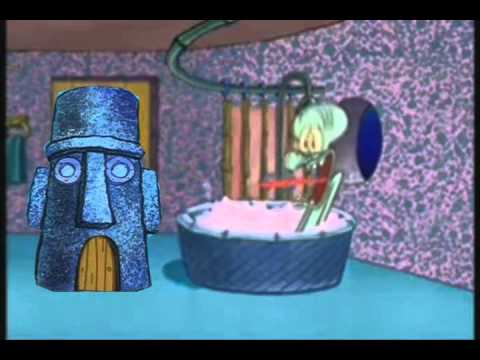____ Drops By Squidward's House