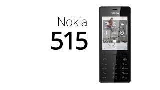 Nokia 515 (recenze)
