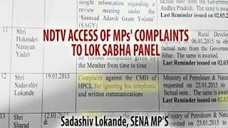 How MPs force VIP treatment: NDTV accesses complaints to Parliament panel - NDTV
