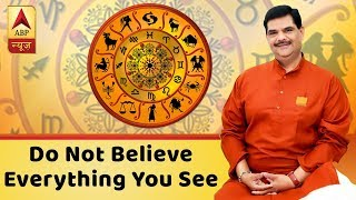 Do not believe everything you see | Aaj Ka Vichaar - ABPNEWSTV
