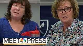 Trump Voters Review Presidency: 'He's Embarrassed Me By His Behavior' | Meet The Press | NBC News - NBCNEWS