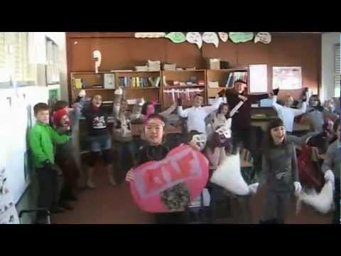 Lip Dub Da de la Paz CEIP Guadalquivir