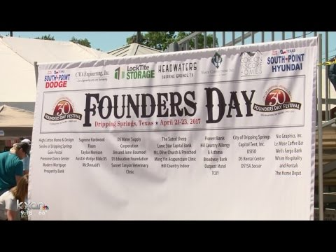 Dripping Springs Founder's Day
