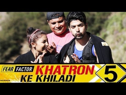 Gurmeet Choudhary makes his MOM CRY on Khatron ke Khiladi 5 12th april 2014 FULL EPISODE