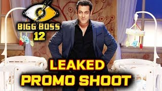LEAKED ! Salman Khan shoots Bigg Boss first promo & pictures are going viral - ABPNEWSTV