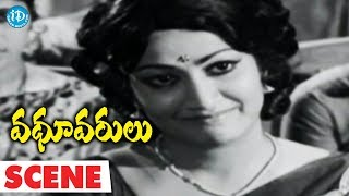 Vadhu Varulu Movie Scenes - Giri Babu Gives Speech About Love || Chandra Mohan, Anjali Devi - IDREAMMOVIES