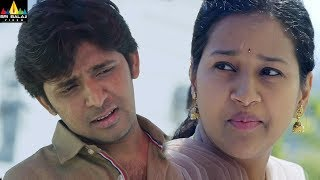 Rama Chakkani Seetha Movie Scenes Priyadarshi Flirts with A Girl in Temple - SRIBALAJIMOVIES