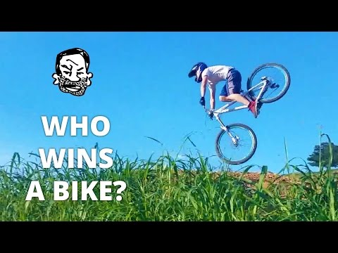 Win Seth's Bike - Finalists