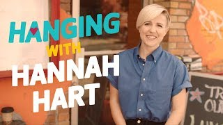 Hanging with Hannah Hart: Exclusive Q&A | Food Network - FOODNETWORKTV