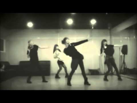 miss A Touch Dance Teaching and Practice Room Ver (mirrored)